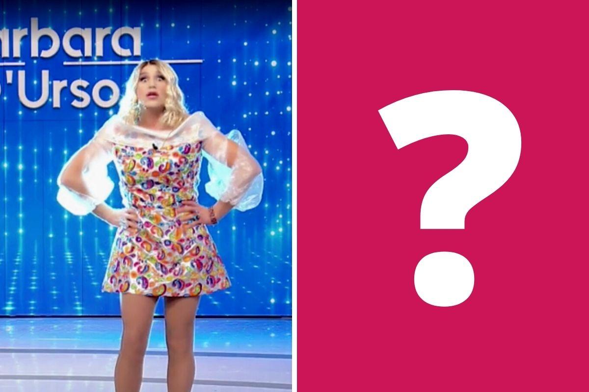 Chi è l'imitatore di Barbara D'Urso?