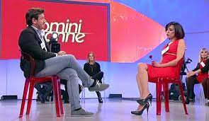Fabio Donato e Lisa Lepore