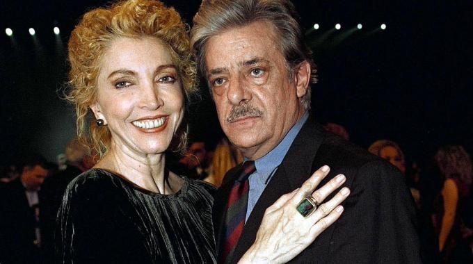 Giancarlo Giannini Leonardo serie tv moglie