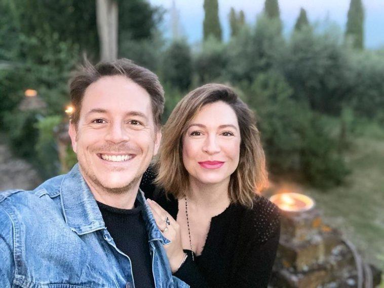 Samanta Piccinetti, moglie di Michelangelo Tommaso e sua collega a Un posto al sole