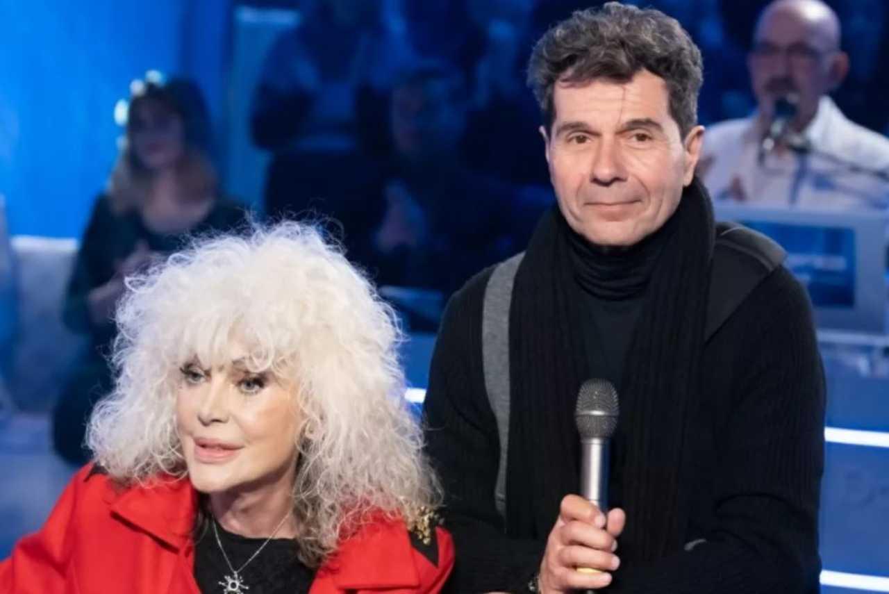 Donatella Rettore e suo marito Claudio