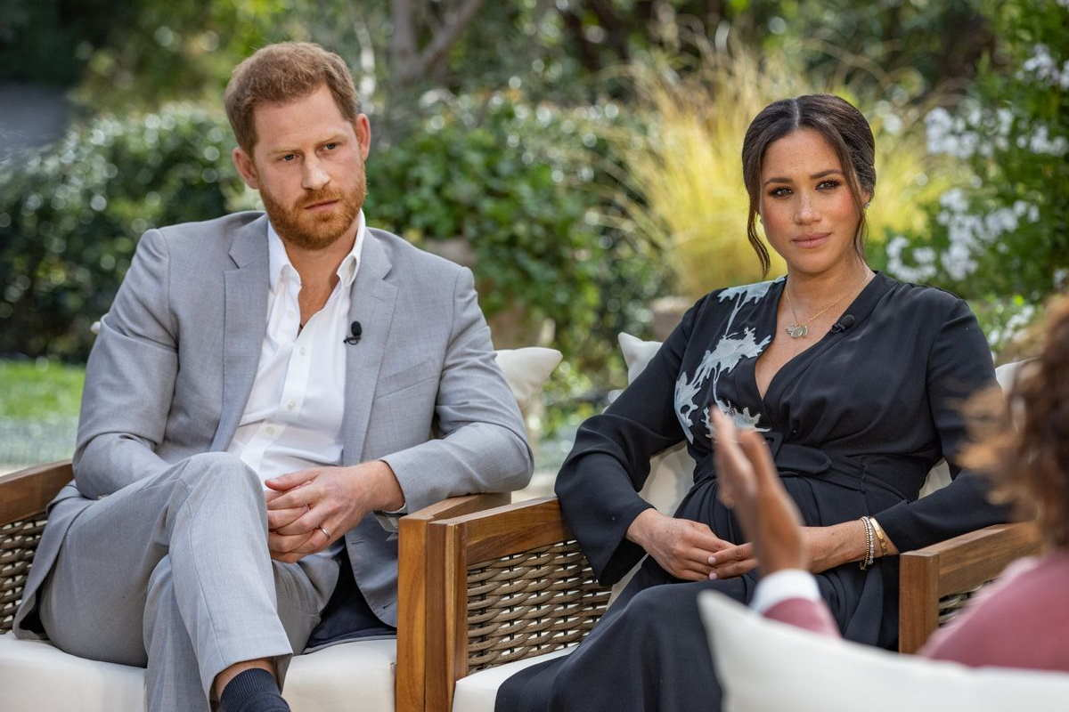 dove e quando vedere l'intervista del principe harry e meghan markle italiano