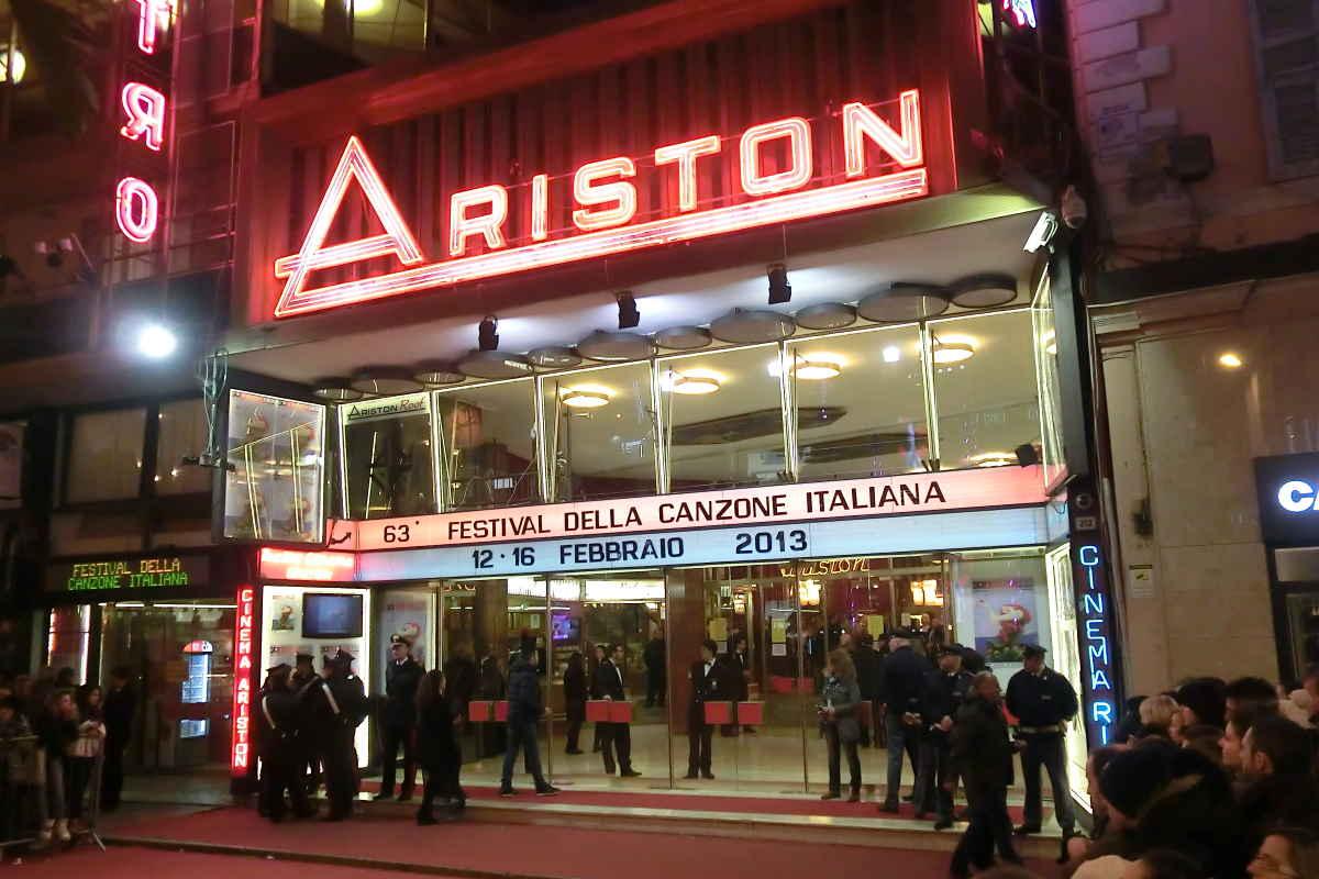 festival di sanremo ariston 2022