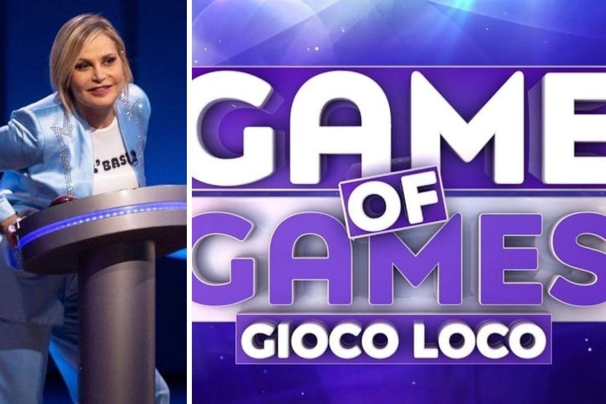 game of games ascolti gioco loco nuovo programma simona ventura come funziona