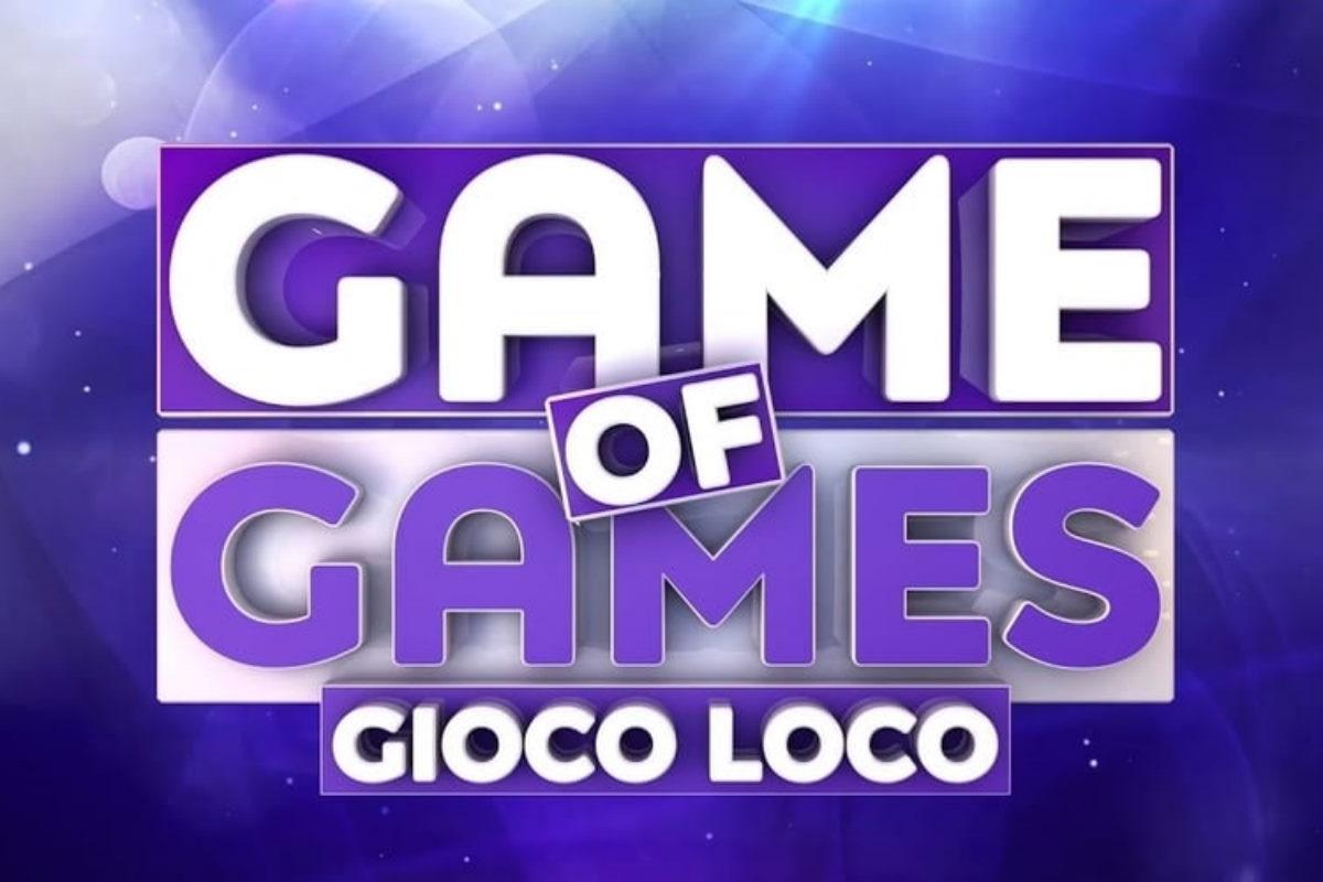 game of games programma simona ventura quando inizia a che ora