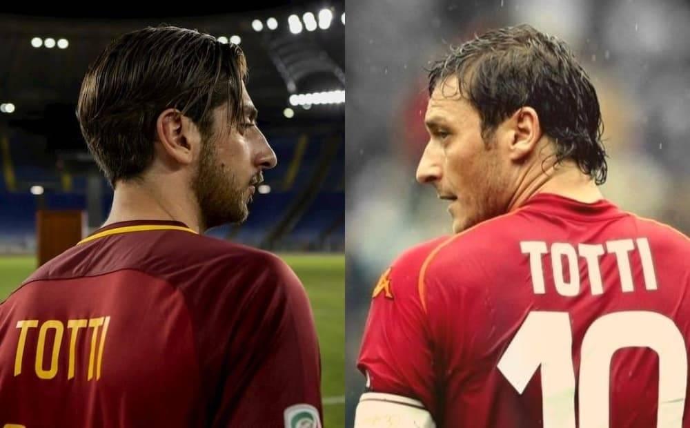 """Speravo de morì prima"": Pietro Castellitto interpreta Francesco Totti"