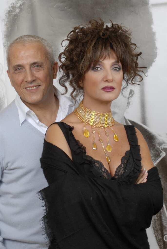 Marcella Bella e Gianni Bella