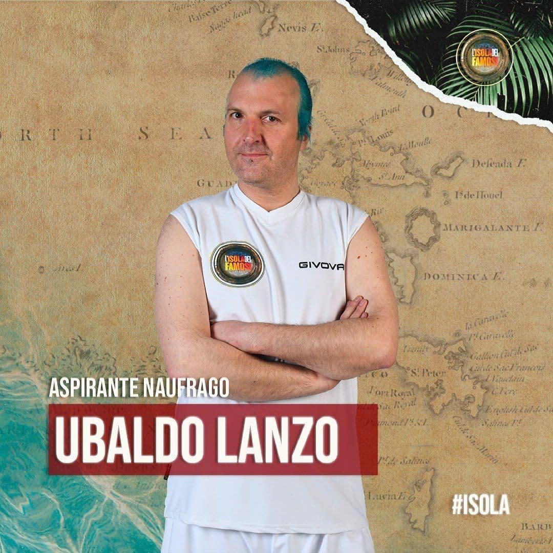 isola dei famosi 2021 parassiti ubaldo lanza