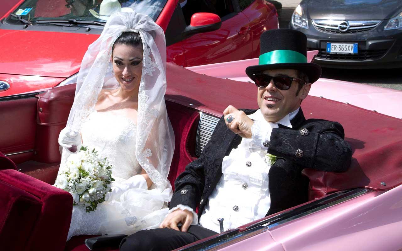 Greg durante il giorno del suo matrimonio