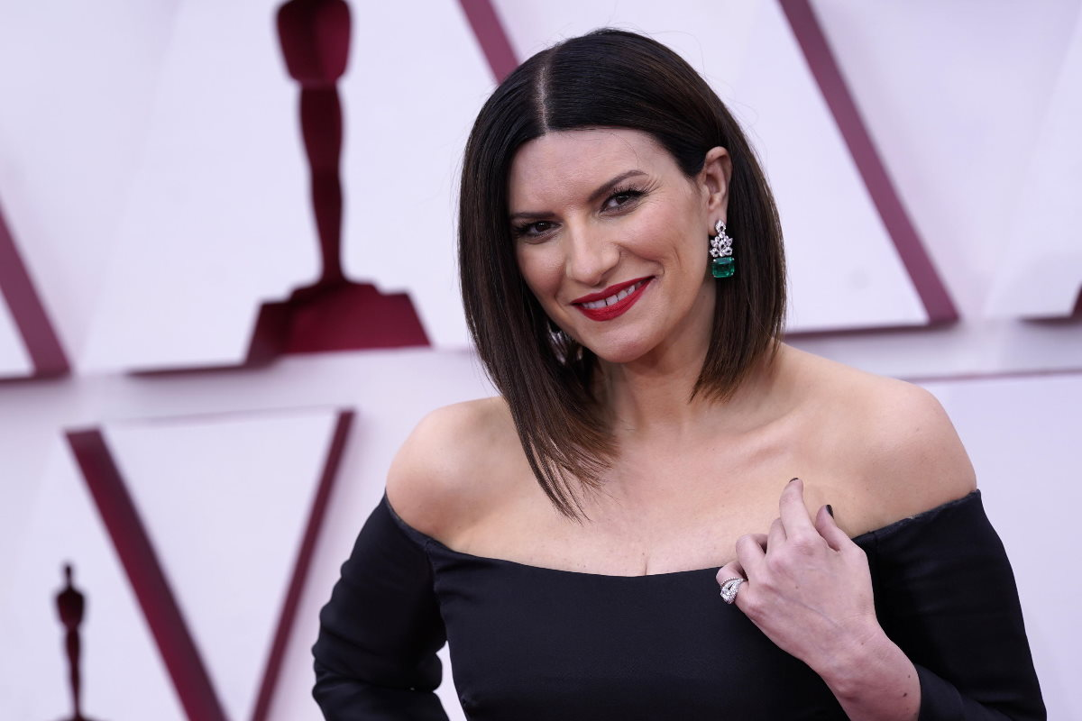 Laura Pausini Oscar 2021 canzone Io Sì