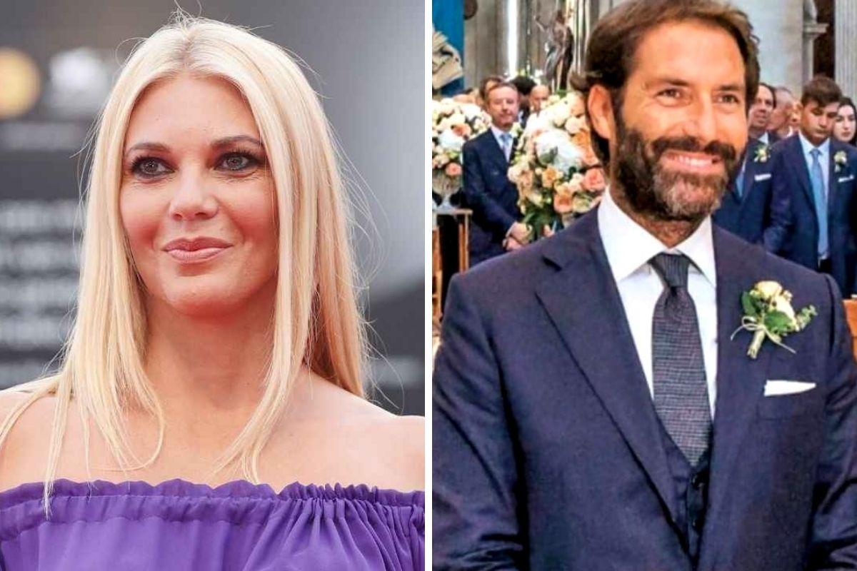 Eleonora Daniele e il marito Giulio Tassoni