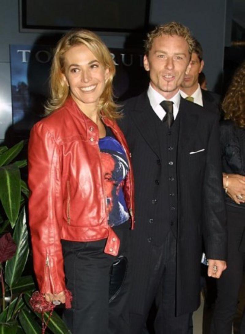 Michele Carfora e Barbara D'Urso