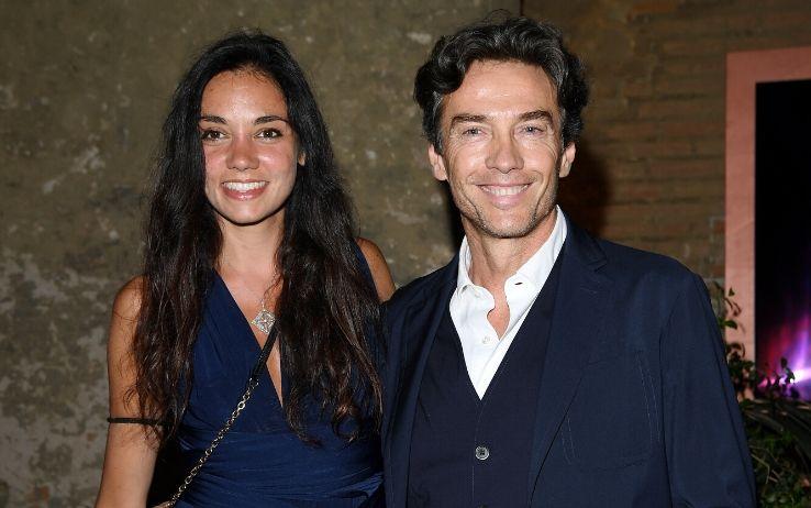 Alessio Boni e la sua compagna Nina Verdelli
