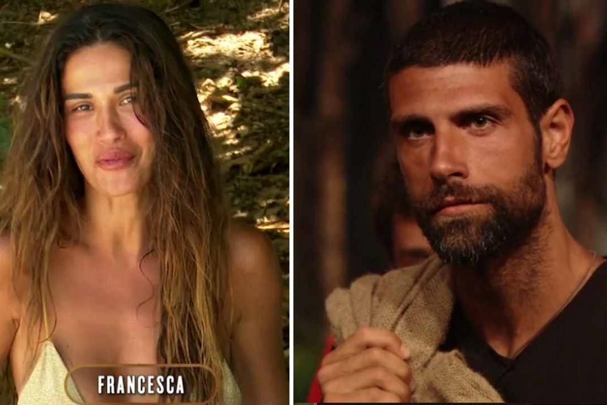 Gilles Rocca ci ricasca: nuova lite con Francesca Lodo «Ci vuole rispetto»