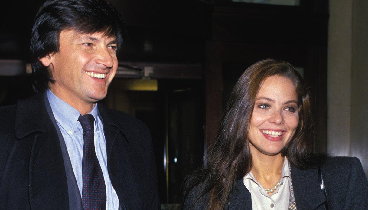 Ornella Vanoni e l'ex marito Federico Fachinetti