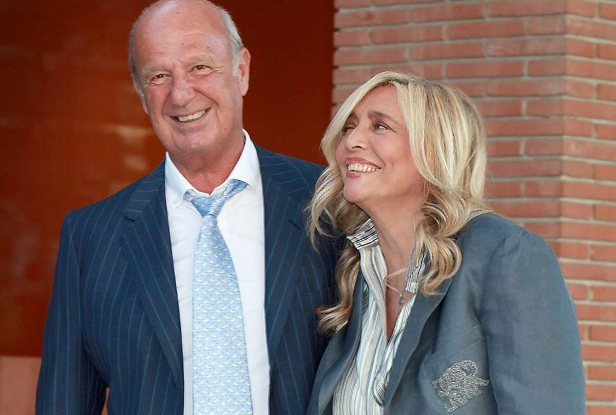 Nicola Carraro, marito di Mara Venier