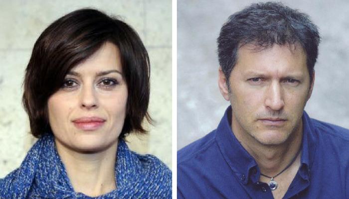 Claudia Pandolfi e Massimiliano Virgilii. Il loro matrimonio è durato un mese