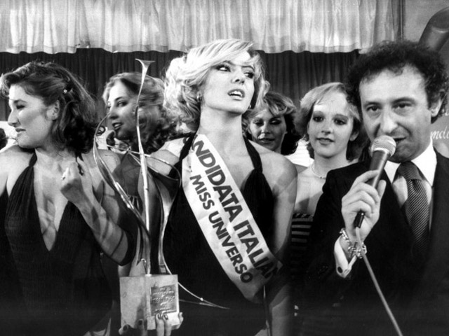 Alba Parietti: gli esordi da Miss / Foto:
