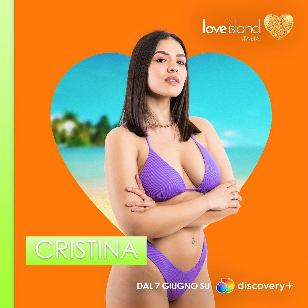 cristina cast love island