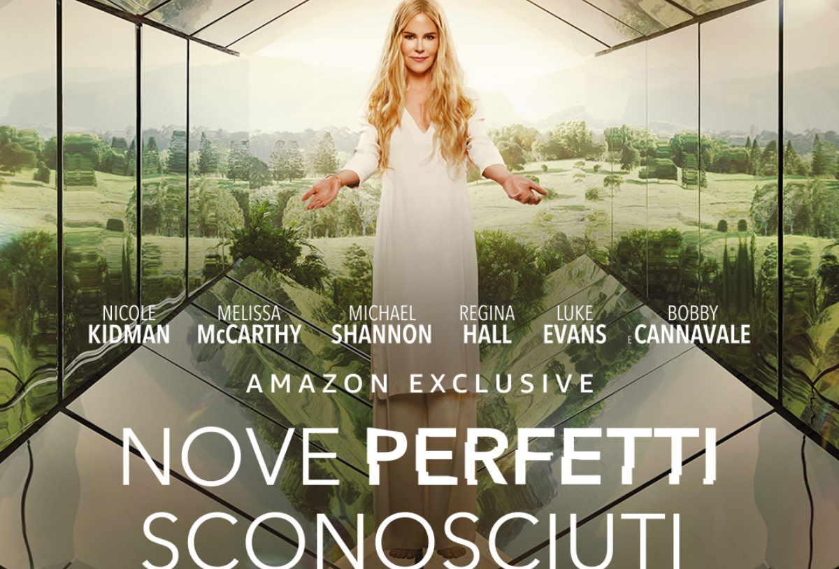 Nove perfetti sconosciuti, serie tv con Nicole Kidman su Amazon: quando esce, trama, cast, puntate