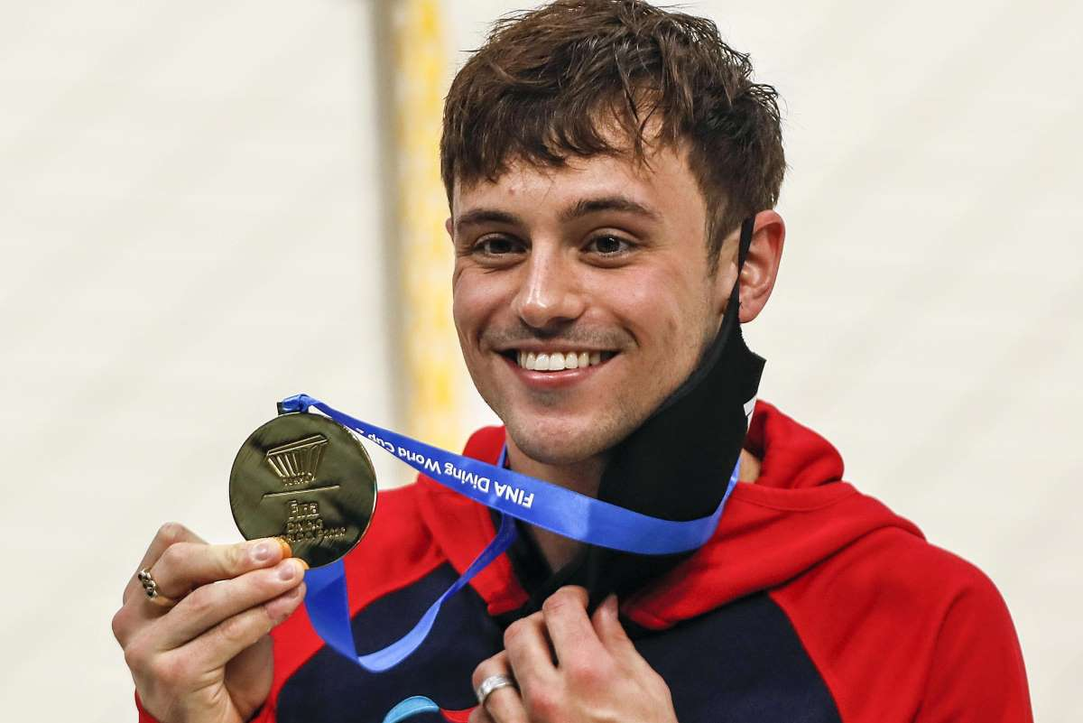 Olimpiadi Tokyo 2020, chi è Tom Daley? Età, fidanzato, gay, carriera, Instagram