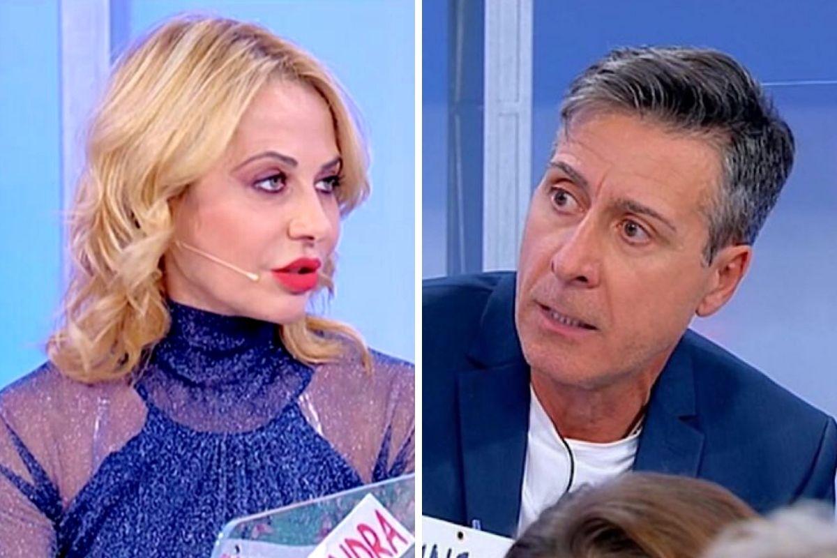 Uomini e Donne: Giancarlo e Alessandra si sono lasciati «Mai più visto»