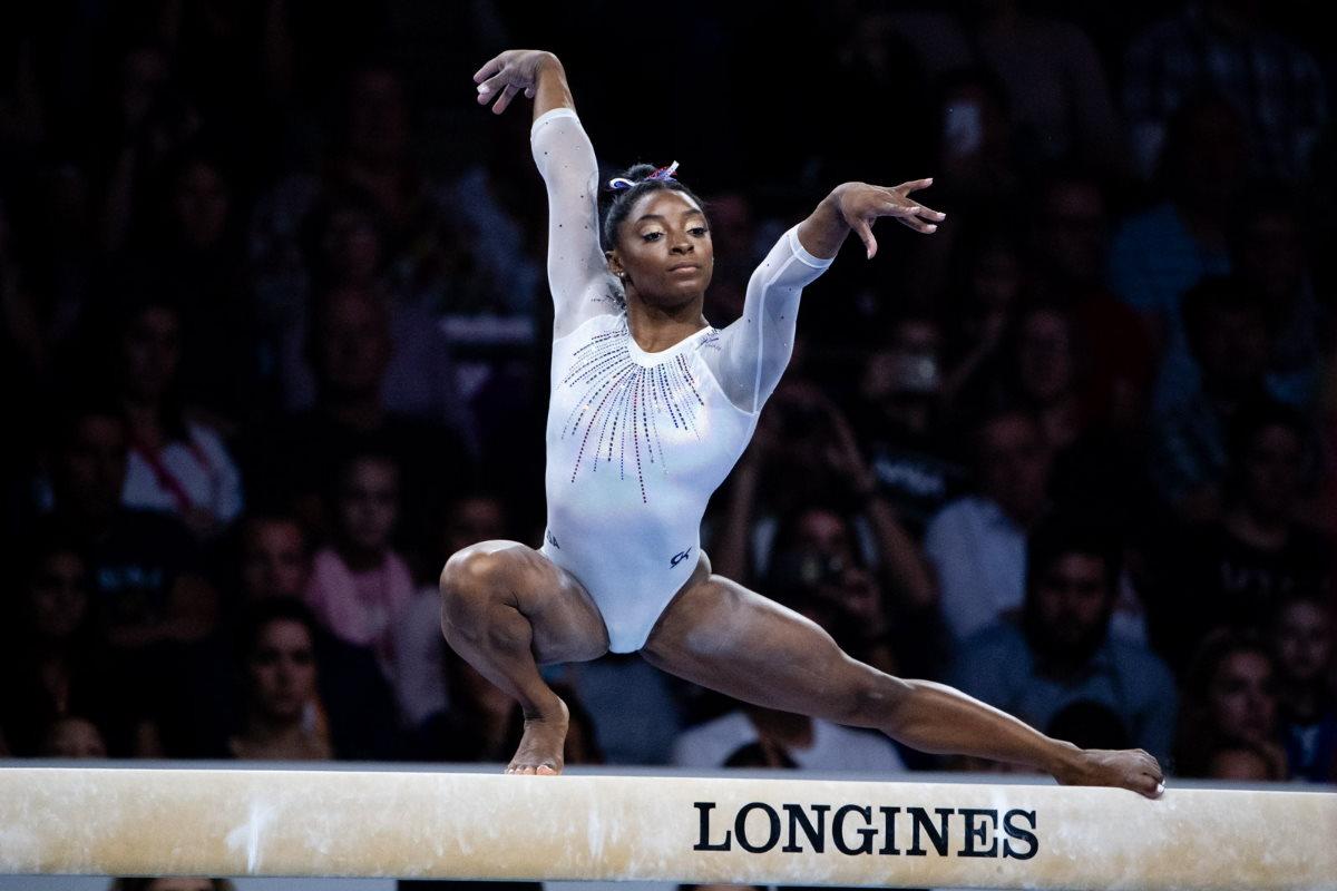 Simone Biles ci riprova alle Olimpiadi 2020, finale alla trave: data e orario