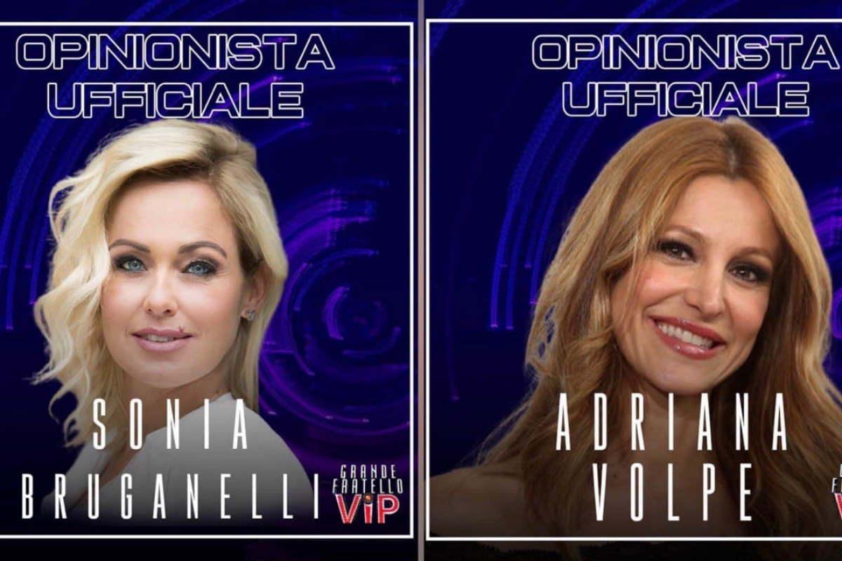 Gf Vip 6, Sonia Bruganelli stuzzica Adriana Volpe: «Un libro su di lei? Prima deve fare qualcosa»