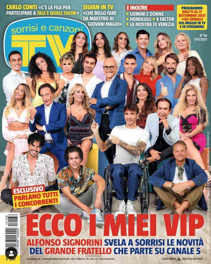 Gf VIP 6, cast: ecco chi sono i concorrenti ufficiali (FOTO) - DonnaPOP