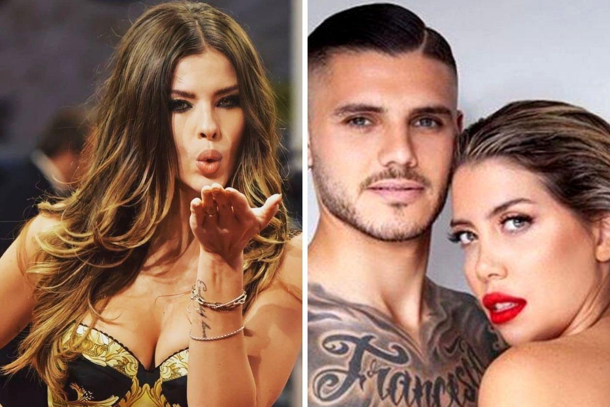 Mauro Icardi propone a Wanda Nara una relazione aperta: lui, lei e l'amante Eugenia China Suarez