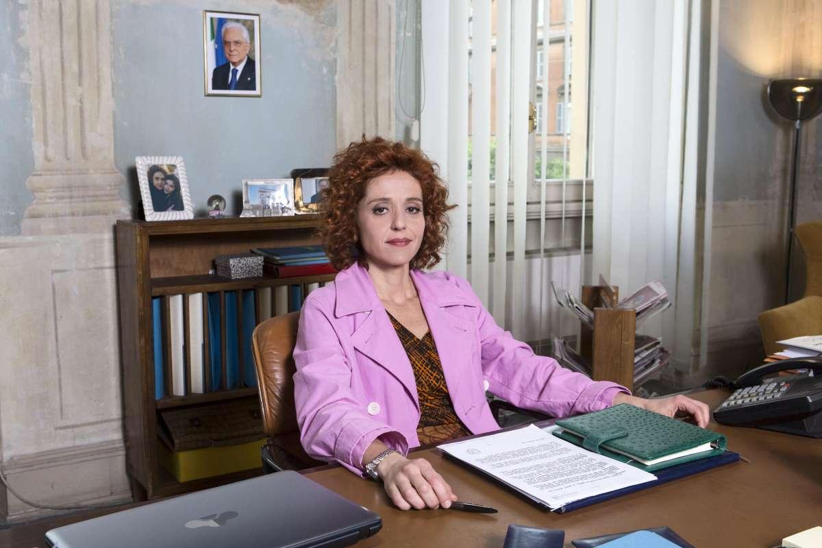 Imma Tataranni, chi è la protagonista Vanessa Scalera? Età, marito, figli, film, L'Arminuta, Salvini, Instagram