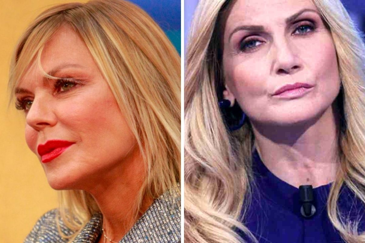 Matilde Brandi punzecchia Lorella Cuccarini: «Preferisco Heather Parisi»