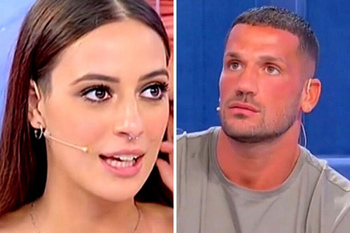 Uomini e Donne, Roberta e Luca: scatta il primo bacio (ANTICIPAZIONI)